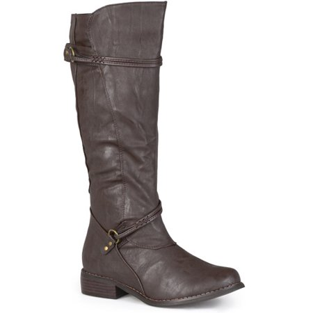 Women's Buckle Accent Tall Boots](Harley Flame Boots)