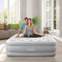 Simmons Beautyrest Sky Rise Raised Air Bed Mattress with Hands-Free Express Pump, Multiple Sizes