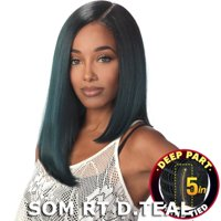 """Sis Slay 5"""" Deep Part Lace Front Wig - KAMI (Som RT 4/Blonde)"""