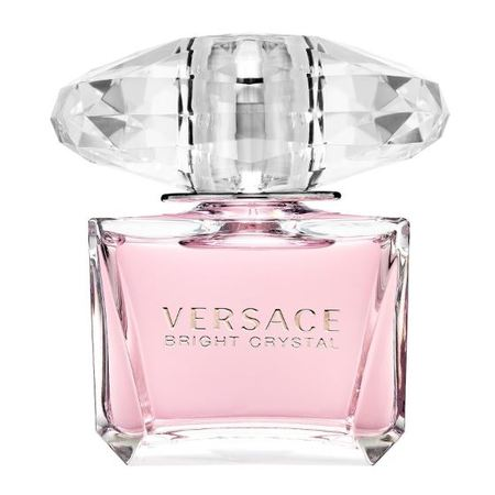 Versace Bright Crystal Eau De Toilette Spray Perfume for Women, 3.3 Oz Dete Summer Eau De Toilette