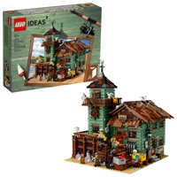 LEGO Ideas Old Fishing Store 21310 Building Set (2,049 Pieces)