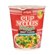 Nissin Nissin Very Veggie Ramen Noodle Soup, 2.65 oz