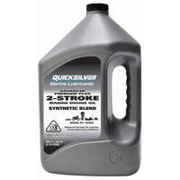 Quicksilver 2-Stroke Advanced Premium Plus Synthetic Marine Engine Oil