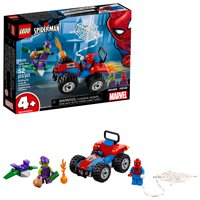LEGO Super Heroes Marvel Spider-Man Car Chase 76133