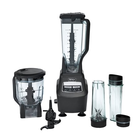 Ninja Mega Kitchen Blender System with Food Processor,