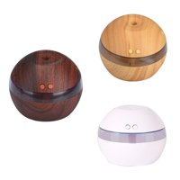 Aroma Essential Oil Diffuser USB Ultrasonic Air Humidifier Purifier Atomizer for Office Home Bedroom Living Room Study Yoga Spa