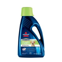 BISSELL 2X Pet Stain and Odor Advanced - Full Size Carpet Cleaning Formula, 62 oz, 88N2