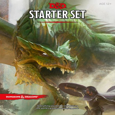 One Game Set (Dungeons & Dragons: Dungeons & Dragons Starter Set (Game) )