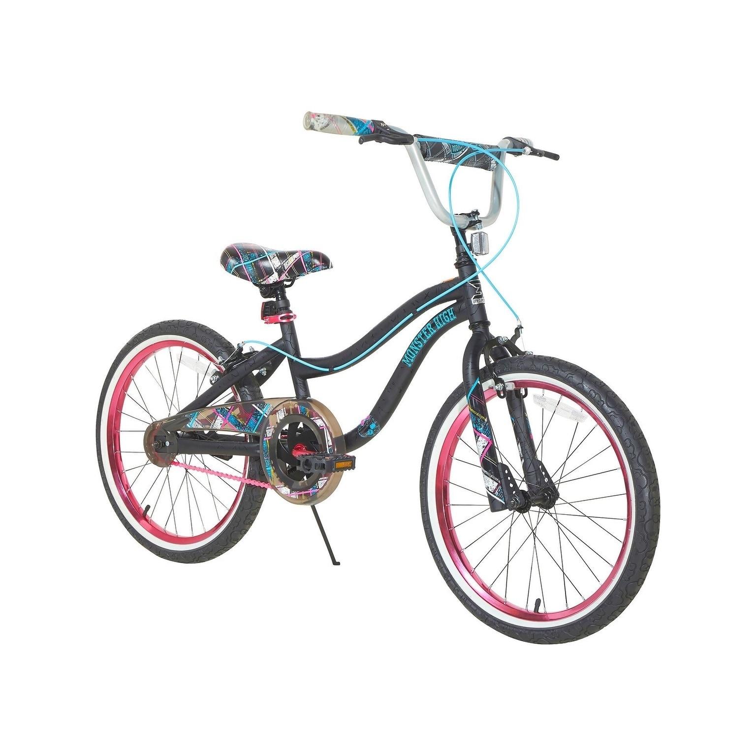 monster high cykel 20