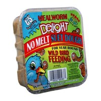 (6 Pack) C&S Meal Worm Delight Suet
