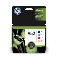 HP 952 Black, Cyan, Magenta & Yellow ink cartridges, 4-Pack (X4E07AN)
