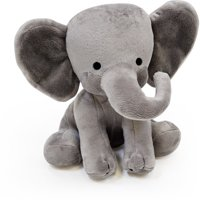 Lambs & Ivy Animal Choo Choo Express Plush Elephant-Humphrey