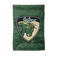 Team Sports America Collegiate Double Sided Garden Flag