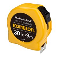 Komelon 4930IM 30-foot Yellow Professional (Inch/Metric) Tape Measure