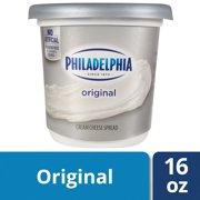 Philadelphia Original Cream Cheese Spread 16 oz Cup