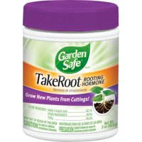 Garden Safe TakeRoot Rooting Hormone for Plants, 2-Ounce