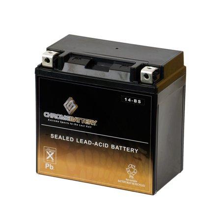 Atv Battery Ytx14 Bs For Honda Trx 500 420 450 350 300 Rubicon
