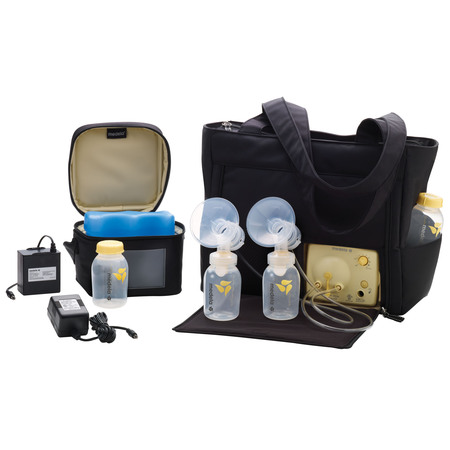 Medela Pump In Style Advanced Double Electric Breast Pump with On-The-Go