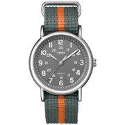 6dadac7e9 Timex Weekender 38mm Nylon Strap Watch |Gray| Casual Watch T2N649
