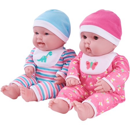 my sweet love 15 twin baby dolls with coordinating outfits