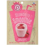 McCormick Produce Partners Strawberry Smoothie Mix, 2.1 oz