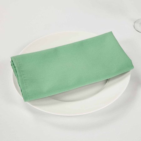 New Blue Cotton Napkins - Riegel Premier Hotel Quality Napkins, 20