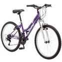 "Roadmaster Granite Peak 24"" Girls Mountain Bike (Purple)"