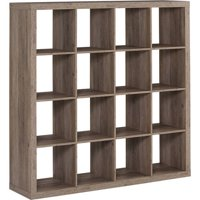 Better Homes and Gardens 16 Cube Storage Organizer, Multiple Colors