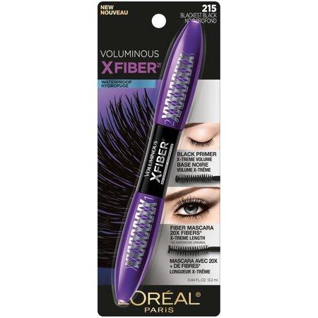 L'Oreal Paris Voluminous X Fiber Waterproof (Best Mascara For Your Eyelashes)