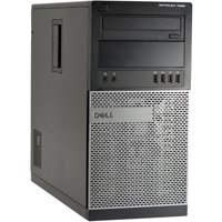Factory Refurbished Dell 7020-T Desktop PC with Intel Core i7-4770 Processor, 8GB Memory, 2TB Hard Drive and Windows 10 Pro (Monitor Not Included)