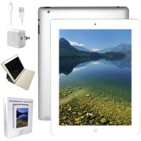 Apple MD513LLA-ER Refurbished 16GB iPad 4 with Wi-Fi (White)