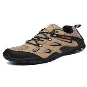 Best Backpackings - Men's Hiking Shoes with Mesh Lined Summer Autumn Review