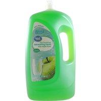 Great Value Ultra Concentrated Dishwashing Liquid, Crisp Apple Scent, 90 oz