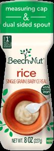 Beech-Nut Rice Single Grain Cereal, 8 oz