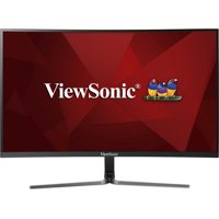 ViewSonic VX2758-C-MH 27 Inch 1080p Curved UltraWide 144 Hz Gaming Monitor with FreeSync Eye Care HDMI and VGA