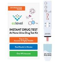 EZ Level 25 Pack  Marijuana THC At Home Urine Drug Test Kit (25 Tests)