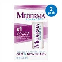 (2 Pack) Mederma Soothing Formula Scar Treatment, 0.70 oz