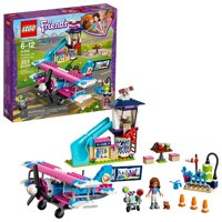 LEGO Friends Heartlake City Airplane Tour 41343 (323 Pieces)