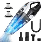 Best Cordless Handheld Vacuums - ZIGLINT Cordless Vacuum Cleaner, 2-in-1 Lightweight Cordless stick Review