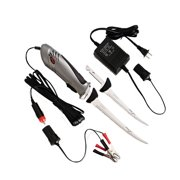 Best Cordless Electric Knives - Rapala Pro Guide Deluxe Electric Fillet Knife Set Review