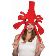 66a72694947ab Christmas Xmas Funny Lobster Hat Halloween Party Hat Fancy Dress Costume  One Size