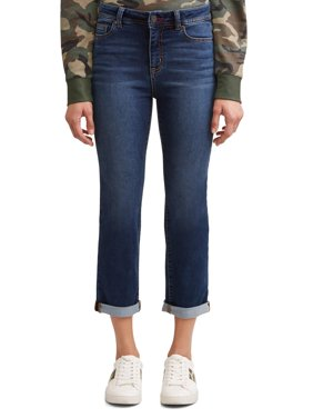 Maddy Straight Leg Jean Women's (Dark Wash)