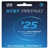 AT&T PREPAID℠ Direct Load $25 (Email Delivery)