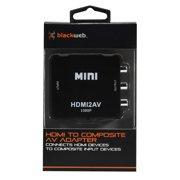 Blackweb Hdmi To Video Adapter