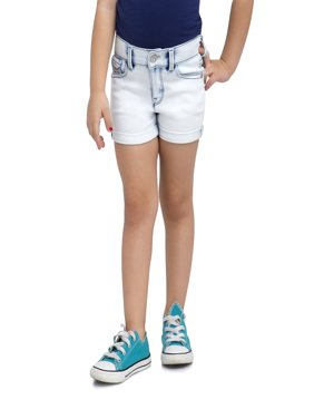 Toddler Girl Denim Roll-Cuff Shorts