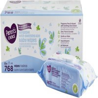 Parent's Choice Sensitive Aloe Baby Wipes (Choose Your Count)