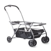 Joovy TwinRoo+ Twin Double Car Seat Stroller with Chicco Adapters