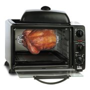 Elite Platinum 8-Multifunction Countertop Toaster Oven Broiler with Convection