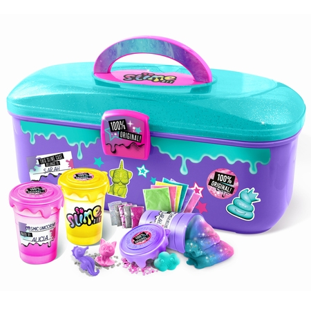 Slime Case Shaker Storage Set
