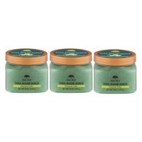 (3 Pack) Tree Hut Shea Sugar Coconut Lime Body Scrub, 18 oz
